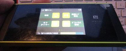 So-net モバイル WiMAX 2+の端末