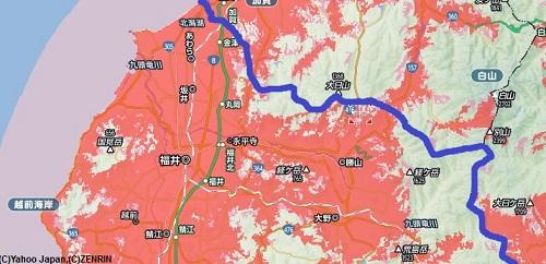 福井県北部エリア