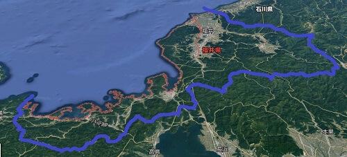 福井県北部