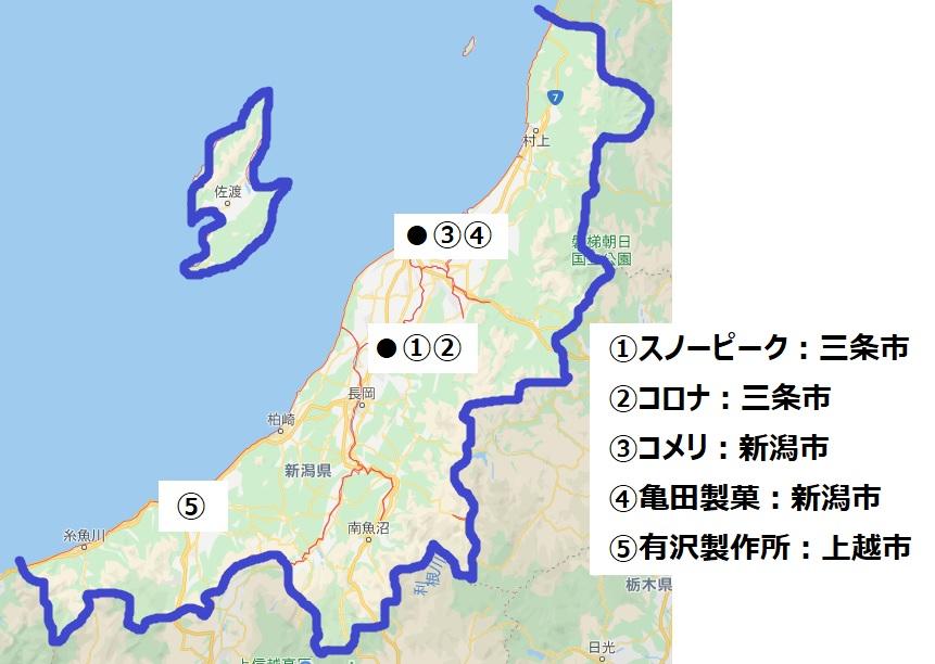 新潟県企業