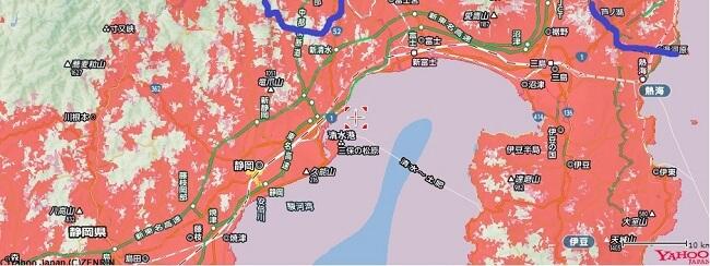 静岡県西部エリア
