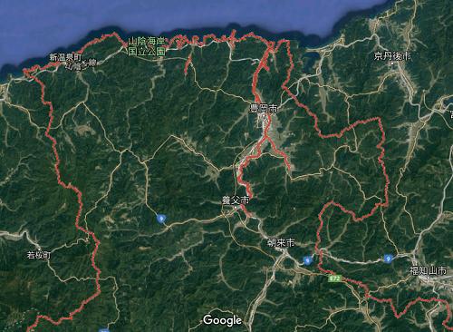 兵庫県の航空写真